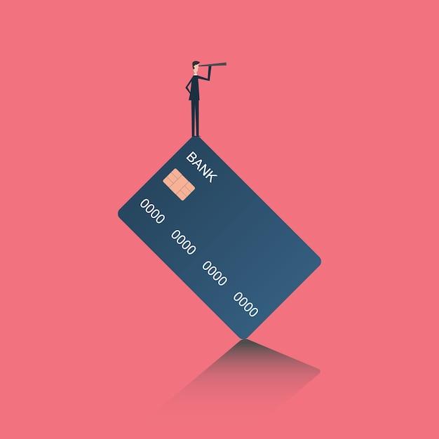 Vettore finanza aziendale Vettore Premium