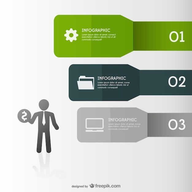 Vettore layout di infografia libero scaricare vettori gratis for Costruttore di layout gratuito
