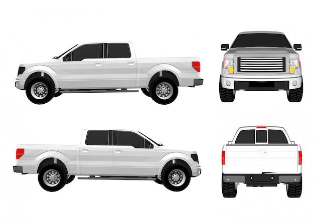 Vettore pick-up Vettore Premium