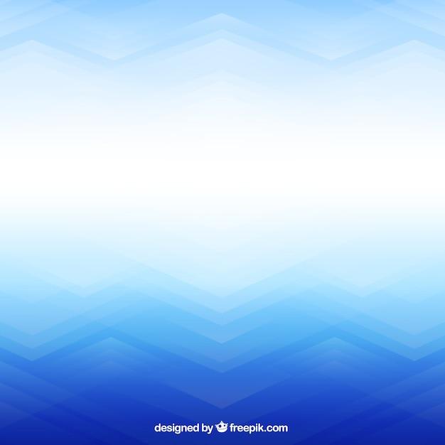 Zigzag sfondo in stile astratto Vettore gratuito