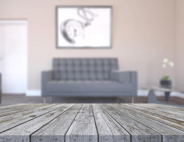 D oude houten tafel foto gratis download