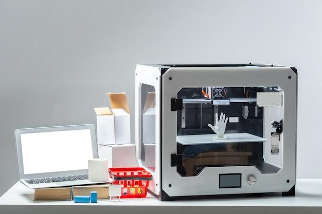 3d-printer Premium Foto