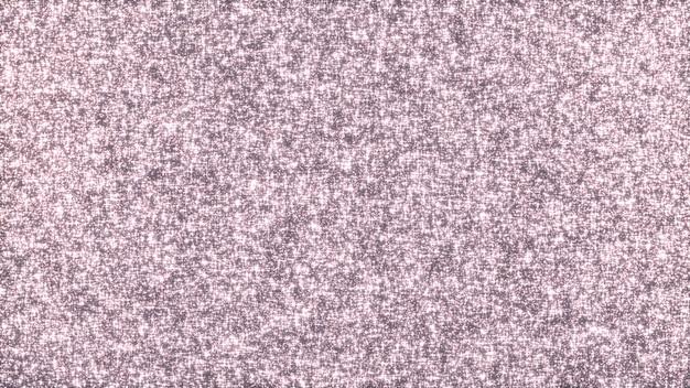 3d render van abstracte schijnt glitter naadloze achtergrond. Premium Foto