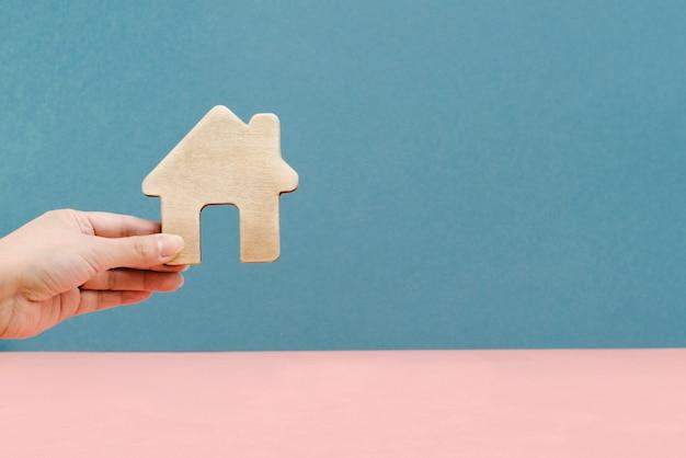 Aankoop of verkoop van het huis, appartement Premium Foto