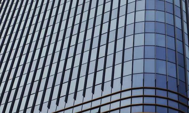 Abstract vensterglaspatroon Premium Foto
