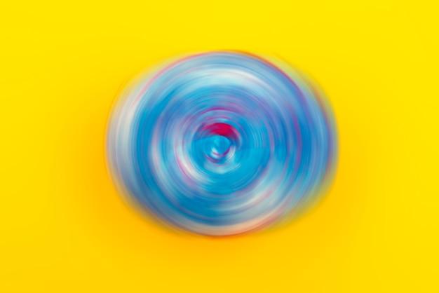Abstracte achtergrond - groeiende cirkels. Premium Foto