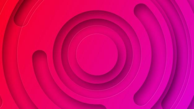 Abstracte achtergrond met kleurovergang Premium Foto