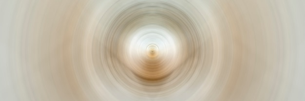 Abstracte achtergrond van kleurrijke spin circle radial motion blur. Premium Foto