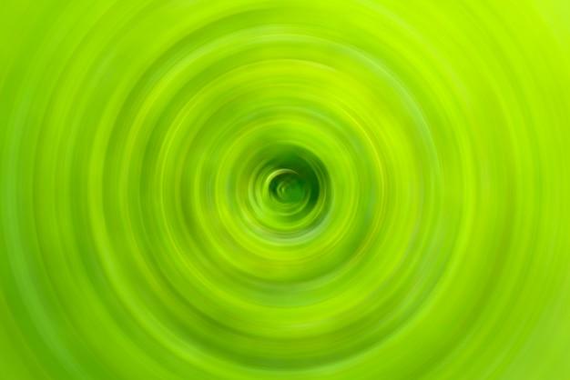 Abstracte achtergrond van kleurrijke spin cirkel radiale motion blur. achtergrond voor modern grafisch ontwerp Premium Foto