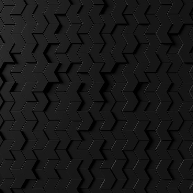 Abstracte achtergrond van moderne tegelmuur Premium Foto