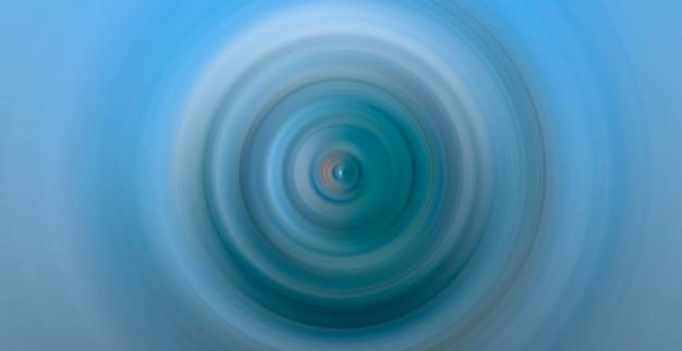 Abstracte achtergrond van spin circle radial motion blur, achtergrond voor modern grafisch ontwerp en tekst, Premium Foto