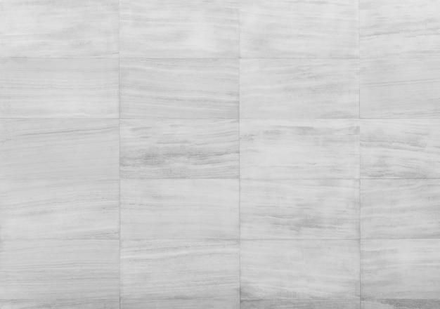 Abstracte achtergrond van witte marmeren textuur, patroon van marmeren plaat. Premium Foto