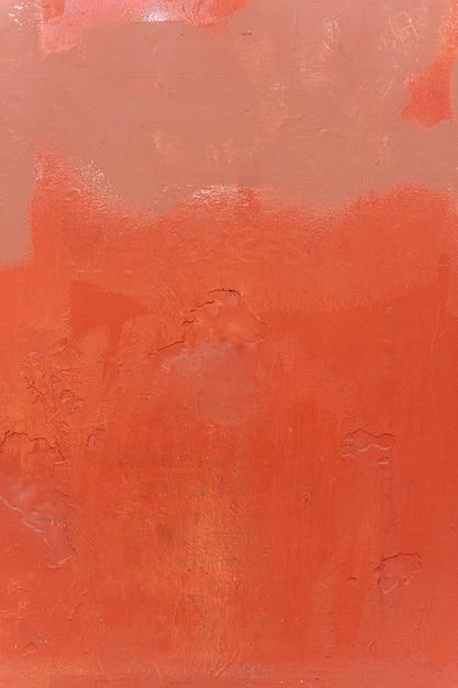 Abstracte acryl gradiënt oranje achtergrond Gratis Foto