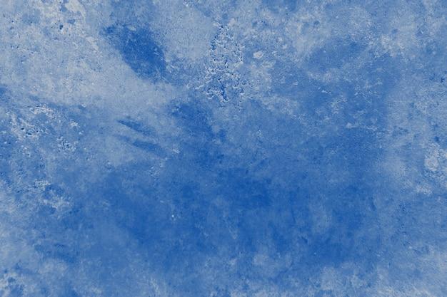 Abstracte blauwe vuile gedetailleerde textuur Gratis Foto