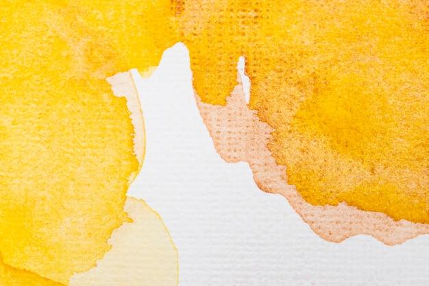 Abstracte gele kopie ruimte patroon achtergrond Gratis Foto