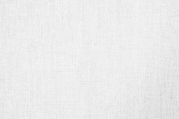 Abstracte het behangtexturen en oppervlakte van de witte kleurencanvas Gratis Foto