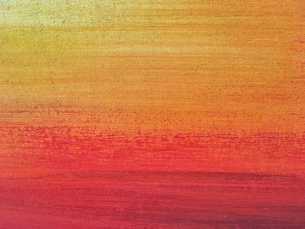Abstracte kunst rode en oranje kleuren als achtergrond. Premium Foto
