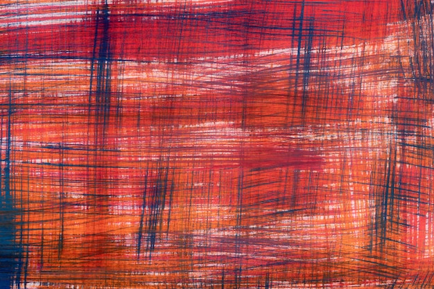 Abstracte kunst van druppelswaterverf Premium Foto