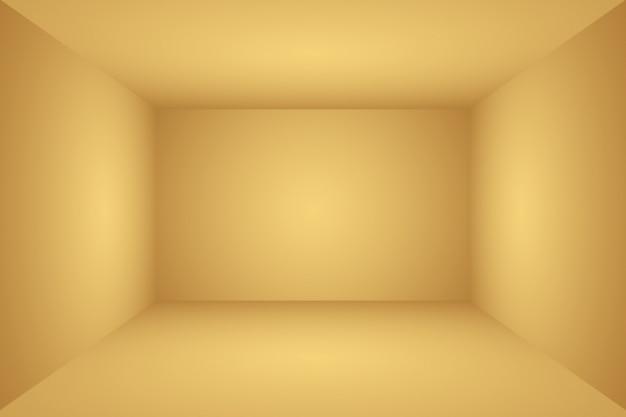 Abstracte luxe licht crème beige bruin als katoen zijde textuur patroon achtergrond. 3d studio kamer. Premium Foto