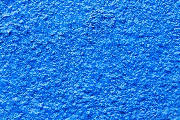 Abstracte oceaanwater geschilderde muurtextuur Gratis Foto