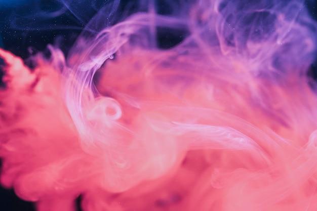 Abstracte paars en roze gecombineerde kleuren Gratis Foto