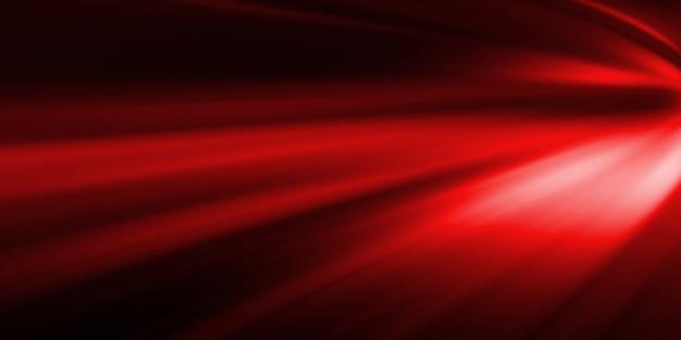 Abstracte rode snelheid beweging achtergrond Premium Foto