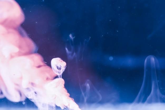 Abstracte rook en geluidsgolven Gratis Foto