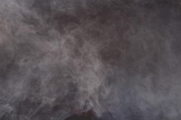 Abstracte rookwolken, alle beweging onscherpe achtergrond, intentie onscherp Premium Foto