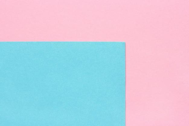 Abstracte roze en blauwe document achtergrond, textuur Premium Foto