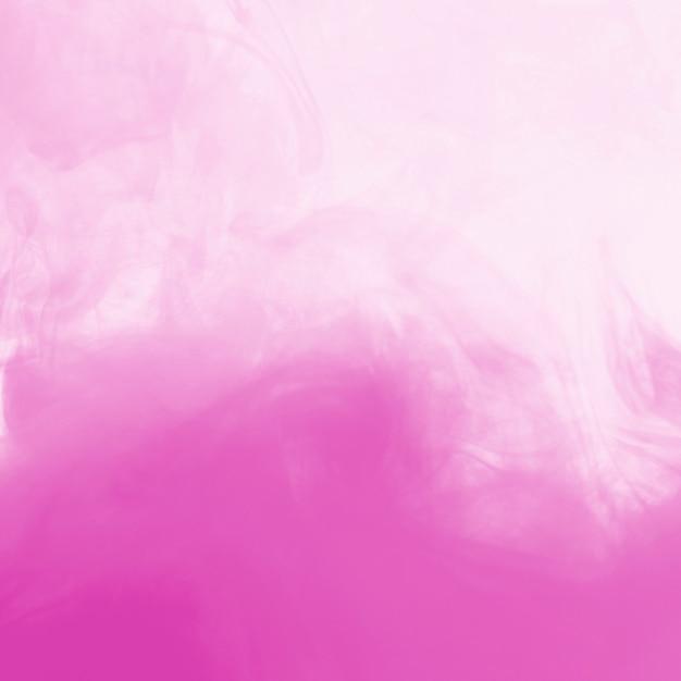 Abstracte roze wolk van waas Gratis Foto