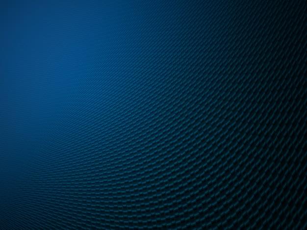 Abstracte spiraal blauwe achtergrond Gratis Foto
