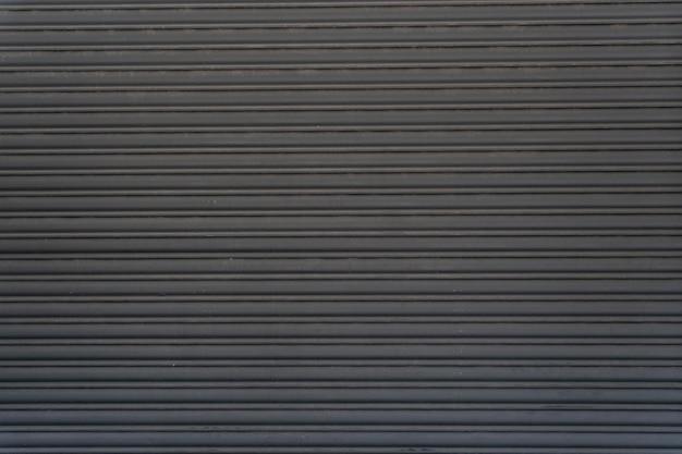 Abstracte stalen muur horizontale strepen kopie ruimte Gratis Foto