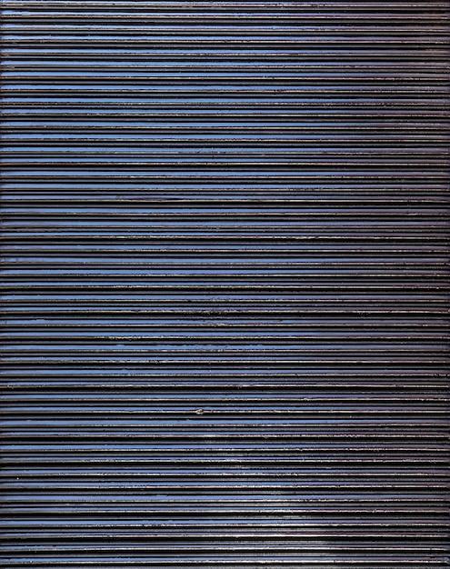 Abstracte stalen muur verticale strepen kopie ruimte Gratis Foto