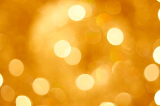 Abstracte verschillende kleurrijke wazig bokeh van kroonluchter als achtergrond Premium Foto
