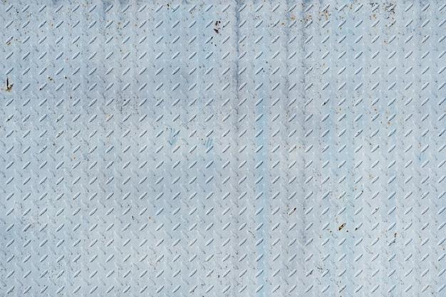 Abstracte wit blauwe metalen achtergrond. Gratis Foto