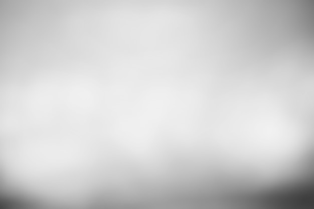 Abstracte zwart-witte gradiëntachtergrond voor achtergrondontwerp Premium Foto