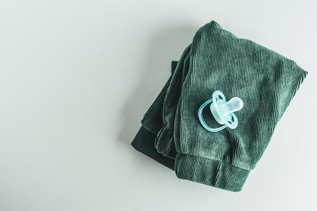 Accessoires voor babyverzorging plat neerleggen Gratis Foto