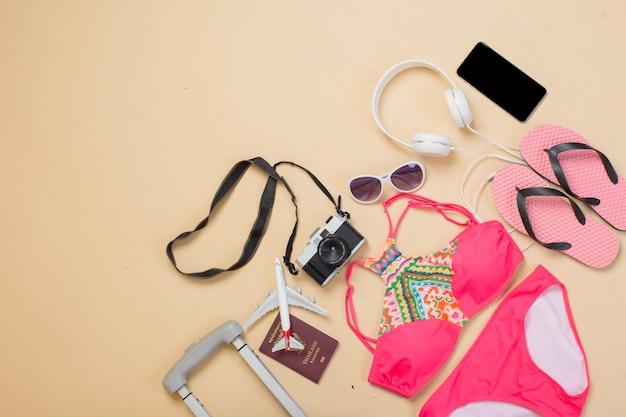 Accessoires voor reizigers Gratis Foto