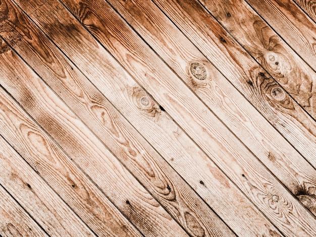 Achtergrond geweven van oude houten panelen Gratis Foto
