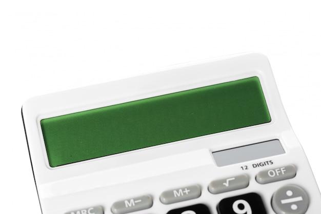 Afbeelding van calculator Premium Foto