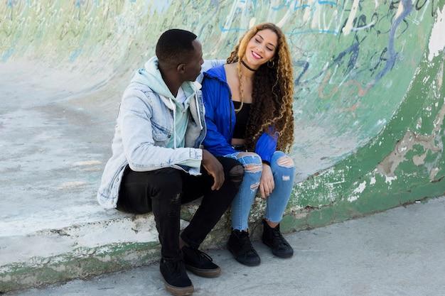 Aziatische Afro-Amerikaanse dating