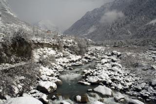 Alpine bekijken, winter Gratis Foto