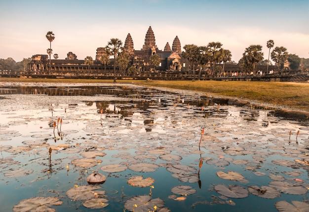 Angkor wat Premium Foto