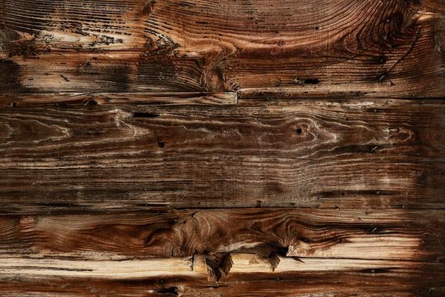 Antiek hout met versleten oppervlak Gratis Foto