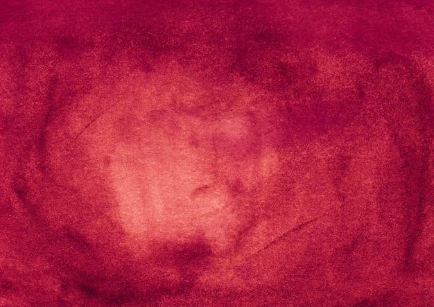Aquarel ruby kleur achtergrond met ruimte voor tekst Premium Foto