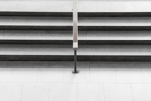 Architectuur van trapontwerp Premium Foto