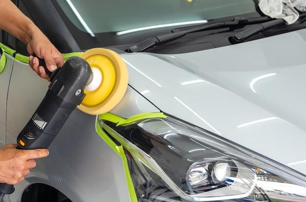 Autodetailing auto Premium Foto
