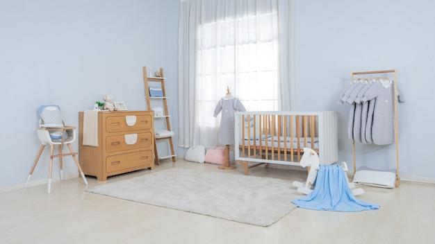 Baby kamer Premium Foto