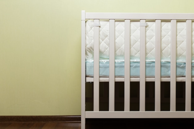 Babybedje Premium Foto