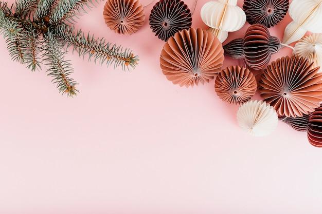Bal garland decoraties Gratis Foto